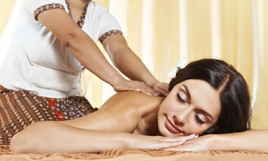 The Thai Massage Centre: $39 for 1-Hour Full Body Thai Massage, $45 to Add Coconut Oil or Hot Stones at The Thai Massage Centre (Up to $69 Value)