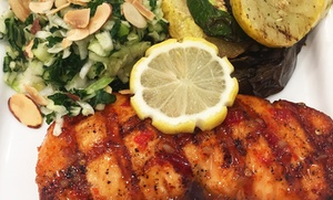 Gourmet Garden Café & Juices: $13 for $20 Worth of Juices, Smoothies, and Nutritious Food at Gourmet Garden Café & Juices