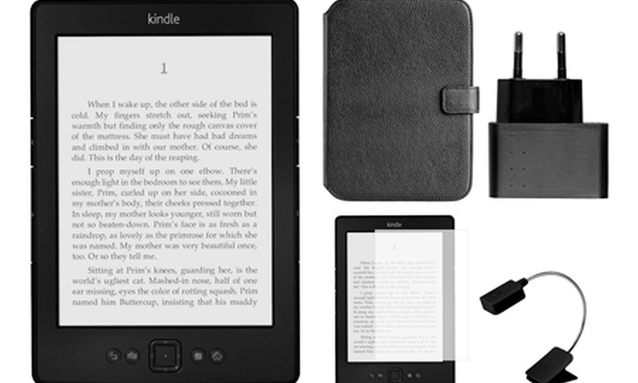 Groupon Goods: Kindle Wi-Fi and Accessories for R1 699.99 Including Delivery (41% Off)