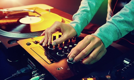 60-Minute DJ Class Sessions from R149 for One at Red Revenge Music Production School (Up to 82% Off)
