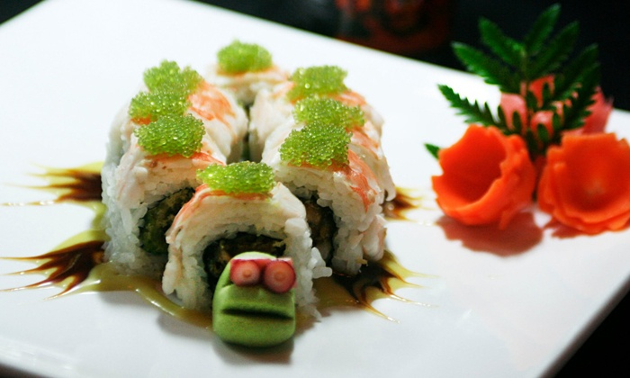 Swordfish - Batavia: $22 for $40 Worth of Sushi and Contemporary Grill Cuisine at Swordfish