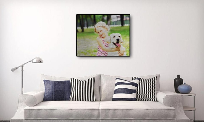 "Custom Aluminum Photo Print: 18""x23"" or 23""x30"" Custom Aluminum Photo Print from Gallery Direct (Up to 79% Off). Free Shipping."