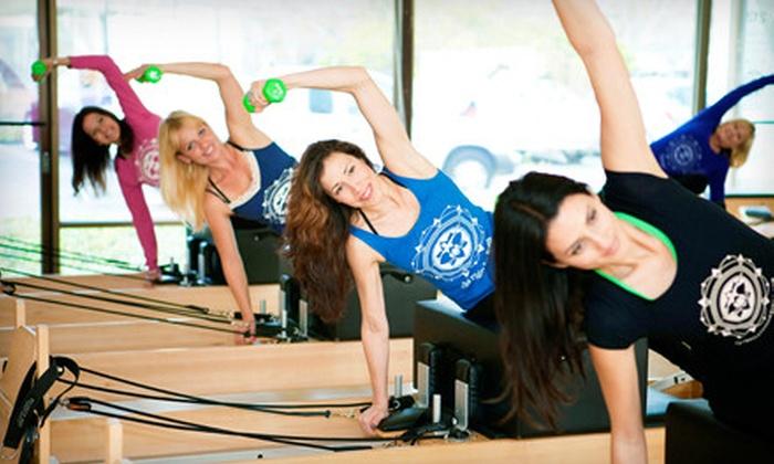 Club Pilates - Novi: $40.75for Five Pilates Classes at Club Pilates ($80 Value)