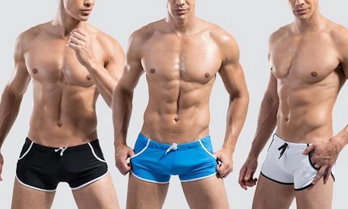 Zwembroek Voor Mannen.Strakke Zwembroek Voor Mannen Groupon Goods