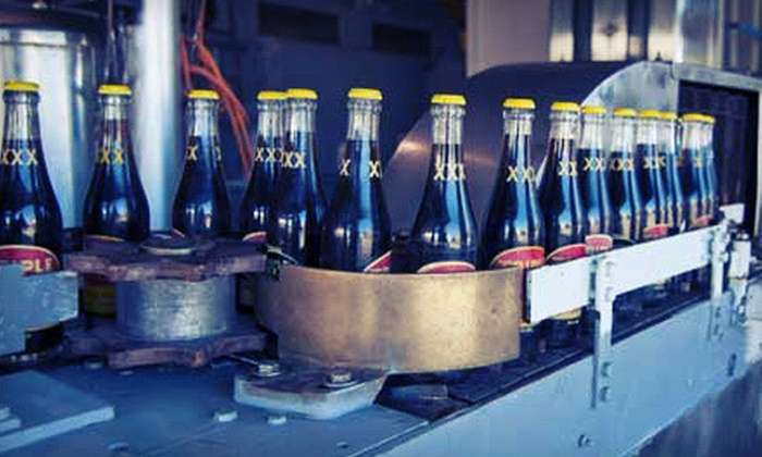 Dublin Bottling Works - Dublin: Soda-Bottling Plant Tour with Floats for Two, Four, or Six at Dublin Bottling Works (Up to 53% Off)
