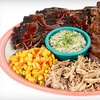 Up to 54% Off Barbecue Dinner for 2 or 4 at Memphis Mae's BBQ Bistro
