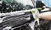 Valero Detail & Car Wash Center - Valero Detail & Car Wash Center: Spray Wax and Floor Mat Cleaning with Optional Gold Wash at Valero Detail & Car Wash Center (Up to 56% Off)