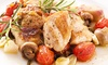 The Print Room Cafe Bar - The Print Room Café Bar: Two-Course Meal For Two or Four from £16.50 at The Print Room (Up to 53% Off)