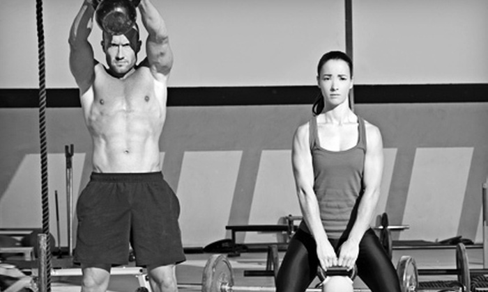 CrossFit Villains - Regina: Five CrossFit Classes or One Month of Unlimited CrossFit Classes at CrossFit Villains (Up to 52% Off)
