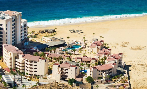 TripAlertz wants you to check out 3-, 4-, or 5-Night All-Inclusive Stay for Two in a Studio at Solmar Resort All Inclusive in Mexico. Incl. Taxes & Fees. All-Inclusive Beach Resort in Cabo San Lucas - All-Inclusive Resort in Mexico