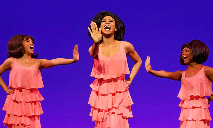 """Motown the Musical"" - Proctors Theatre: ""Motown the Musical"" on November 17–18 at 7:30 p.m. and November 19 at 8 p.m."