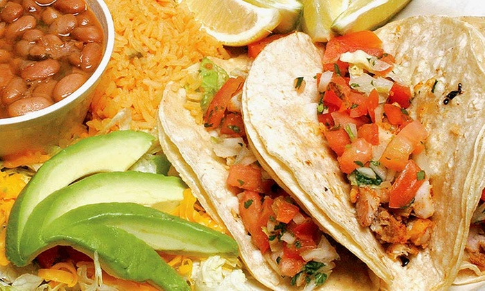 Angelina's - Lewisville Location: $12 for $20 Worth of Tex-Mex Food at Angelina's