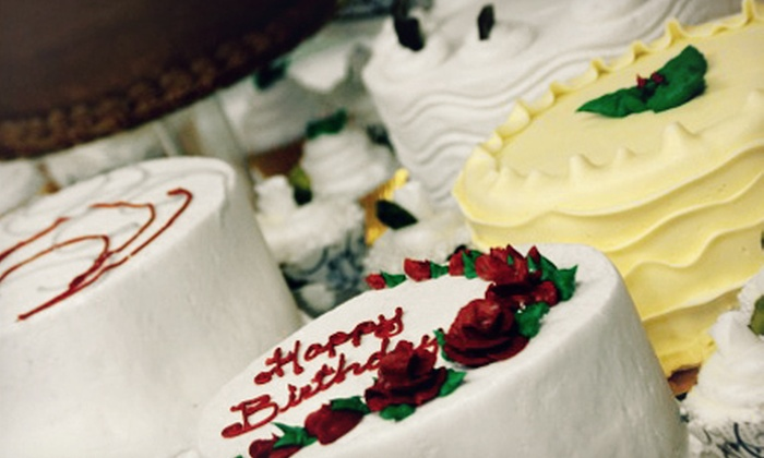 Cakes from Scratch - Ashwaubenon: One Dozen Cupcakes or $15 for $30 Worth of Cakes at Cakes from Scratch