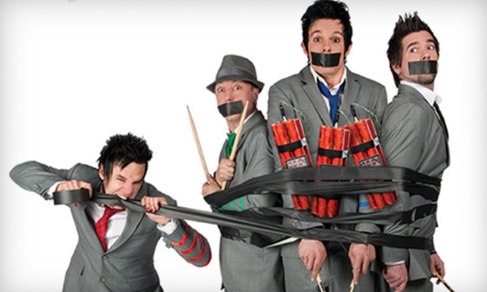 Recycled Percussion - Central Business District: $25 for Two Tickets to See Recycled Percussion in Worcester on March 16 at 8 p.m. (Up to $60.50 Value)