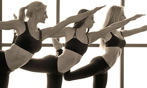 Sumits Yoga Colleyville: $47 for 10 Hot-Yoga Classes at Sumits Yoga Colleyville ($180 Value)