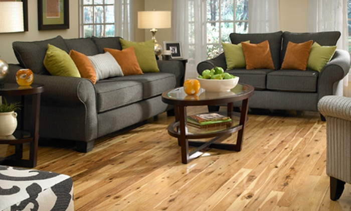 Lumber Liquidators - Calverton: $50 for $100 Worth of Flooring, Accessories, and Tools at Lumber Liquidators