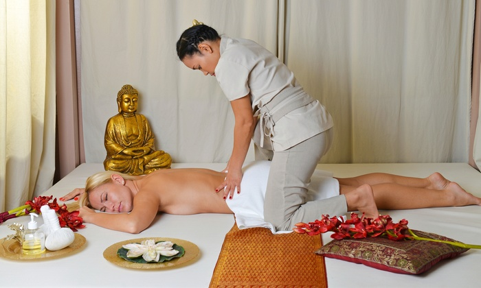 Siwaree Thai Spa - Magliocco - Huff: Thai Massage and Swedish Massage with Reflexology for One Person or a Couple at Siwaree Thai Spa (51% Off)
