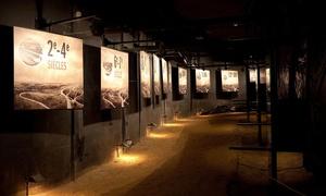 Archéoforum de Liège: Visite interactive de l'Archéoforum de Liège pour 2 à 20 personnes dès 5,99 €