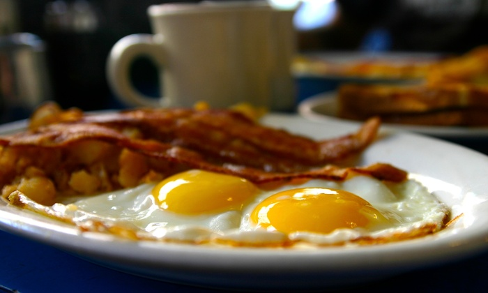 Taylor Sam's - Brick: Casual American Breakfast or Lunch for Two or Four at Taylor Sam's (Up to 50% Off)