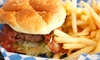 Pepperdock Restaurant - Alki: Three Groupons, Each Good for $10 Worth of Burgers and Seafood at Pepperdock Restaurant ($30 Value)