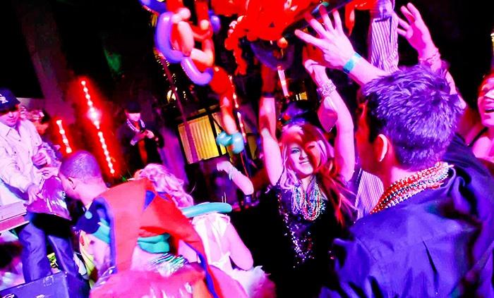 6th Annual Denver Mardi Gras - Dave & Busters: 6th Annual Denver Mardi Gras on Friday, February 12, at 7 p.m.