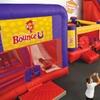 Up to 51% Off Inflatable Fun at BounceU