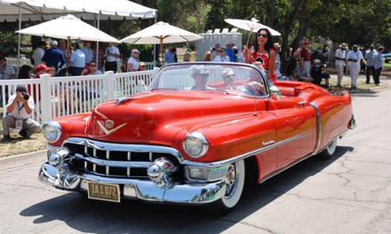 $15 for San Marino Motor Classic on June 14 at 9 a.m. ($25 Value)
