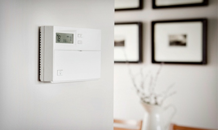 Wilson Service Company - Kansas City: $49 for Air-Conditioner Safety Inspection and Tune-Up for One System from Wilson Service Company ($129 Value)
