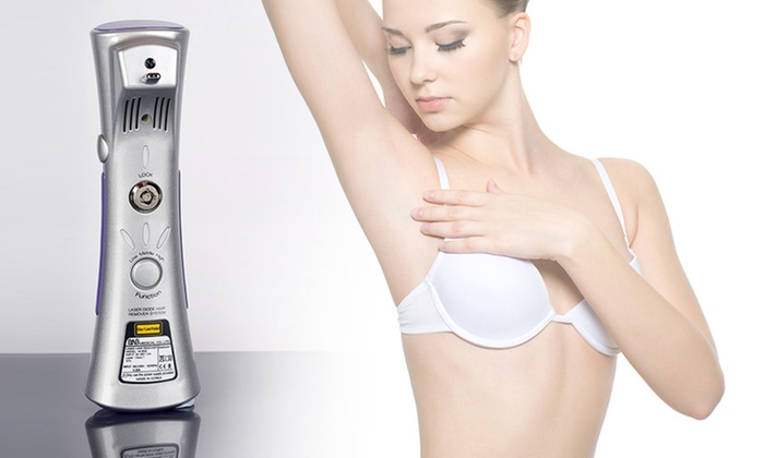 Bdirect: $139 for an IPL Home Laser Hair Removal Device
