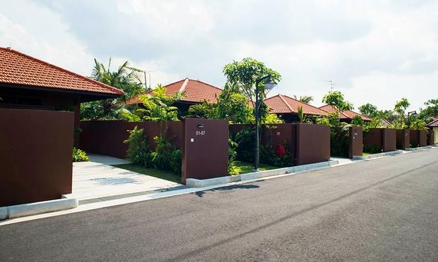 Singapore: D'Kranji Farm Resort 9