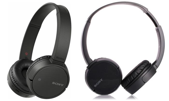 Sony zx220bt wireless headphones - sony pro monitor headphones