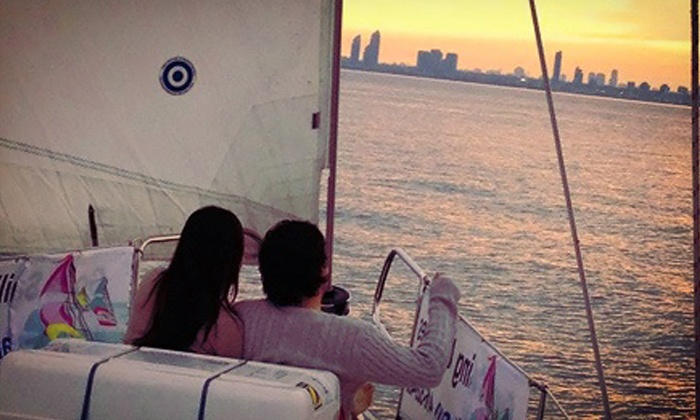 Gone Sailing Adventures - Spadina Wave Deck: C$55 for a Three-Hour Weekday Intro to Sailing Trip from Gone Sailing Adventures (C$110 Value)