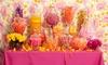 A FABULOUS CANDY BUFFET: Up to 50% Off Candy Buffet at A FABULOUS CANDY BUFFET