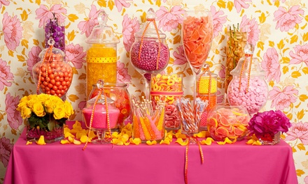 Up to 50% Off Candy Buffet at A FABULOUS CANDY BUFFET