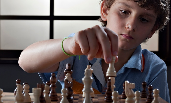 The Wright Move - North Jersey: 60-Minute Chess Lesson for One, Two, or 20–50 at The Wright Move (Up to 70% Off)