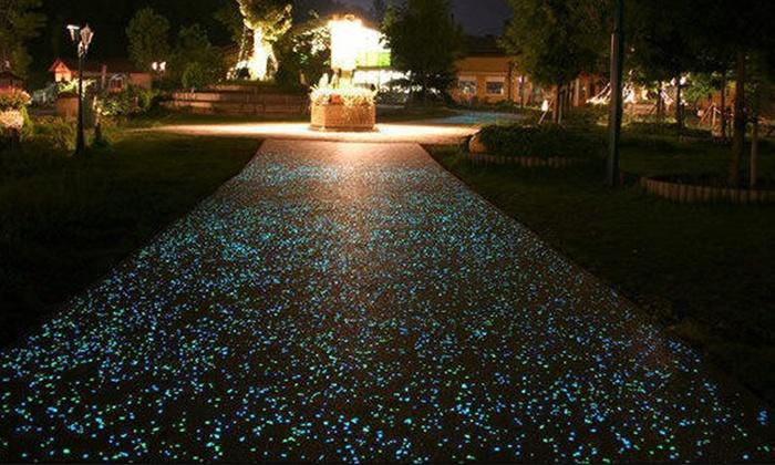 Glow In The Dark Pebbles Groupon
