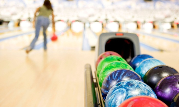 Westgate Lanes - Brockton: One- or Two-Hour Bowling Package for Up to Six at Westgate Lanes (Up to 56% Off)