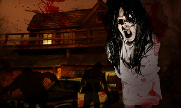 The Panic Park - Salt River: $17 for VIP Halloween Outing at The Panic Park ($35 Value)