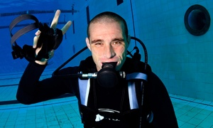 Dive Right In Scuba: Open-Water Dive Certification Course or Discovery Dive from Dive Right In Scuba (Up to 51% Off)