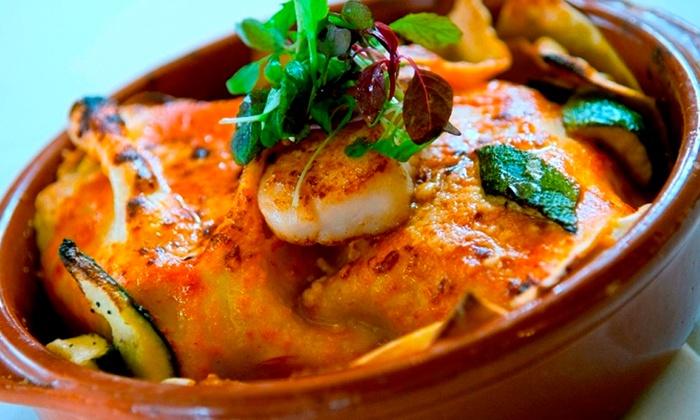 Terramia Ristorante - North End: Italian Cuisine at Terramia Ristorante (38% Off). Three Options Available.
