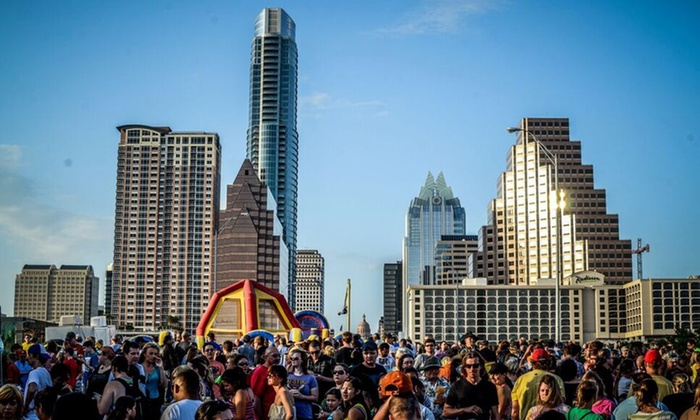 Bat Fest - Austin: Bat Fest Featuring Cypress Hill at Congress Avenue Bridge on Saturday, August 22 (Up to 44% Off)