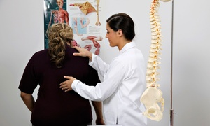 Banuelos Chiropractic & Physical Therapy: Consultation with One or Three Physical-Therapy Sessions at Banuelos Chiropractic & Physical Therapy (Up to 93% Off)