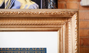 Edgewise Arts: 10% Off Custom Framing of One Picture at Edgewise Arts