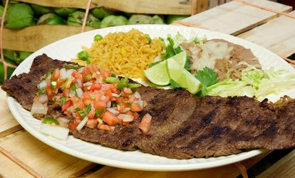 image for $13 for $20 Worth of <strong>Mexican</strong> Food at El Burro Dos