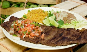 Fuego Mexican Grill: Mexican Food for Dine-In or Takeout at Fuego Mexican Grill (Up to 40% Off). Three Options Available.