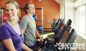 Anytime Fitness: Up to 77% Off Fitness Program at Anytime Fitness