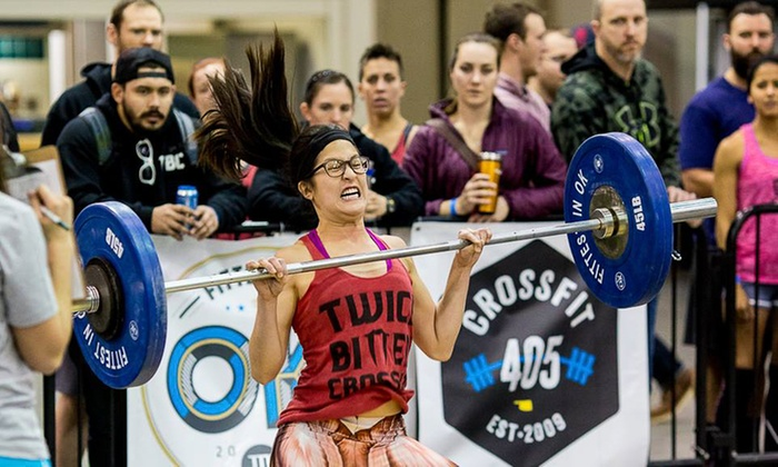 Twice Bitten Crossfit - Oklahoma City: Four Weeks of Unlimited CrossFit Classes at Twice Bitten CrossFit (65% Off)