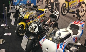 National Motorcycle Museum: National Motorcycle Museum Entry For Two (£9) or Family of Five (£12) (Up to 52% Off)