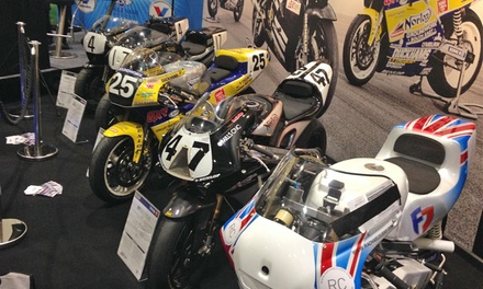 National Motorcycle Museum Up To 52 Off Solihull
