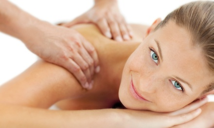 One or Two 60-Minute Deep Tissue Massages at Colors & Shapes (Up to 50% Off)